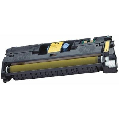 Picture of HP 121A Yellow Toner Cartridge (C9702A)