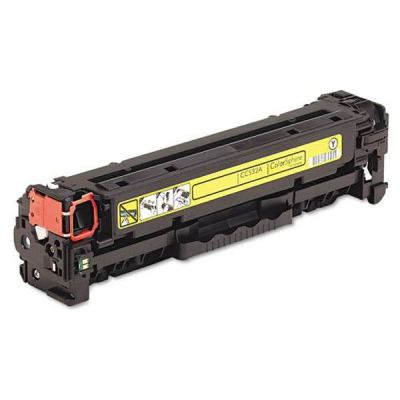 Picture of HP 304A Yellow Toner Cartridge (CC532A)