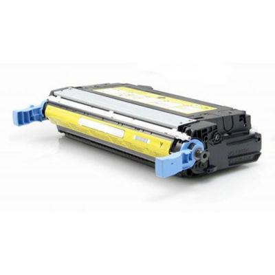 Picture of HP 643A Yellow Toner Cartridge (Q5952A)