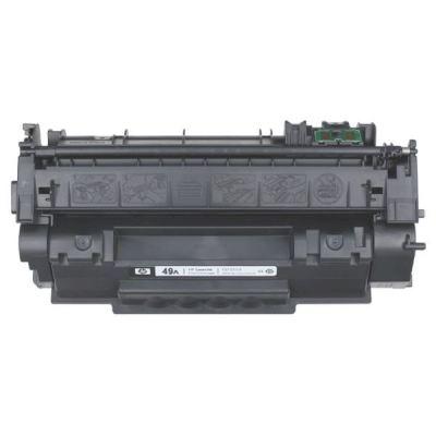 Picture of HP 49A MICR Black Toner Cartridge (Q5949A)
