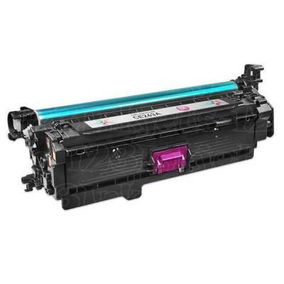 Picture of HP 648A Magenta Toner Cartridge (CE263A)