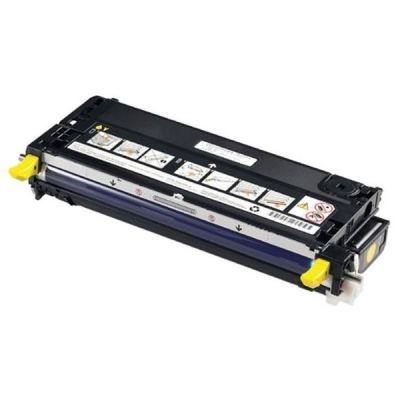 Picture of Dell NF556 Yellow Toner Cartridge, High Yield