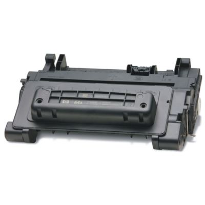 Picture of HP 64A MICR Black Toner Cartridge (CC364A)