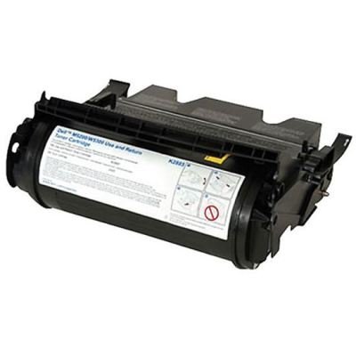 Picture of Dell K2885 Black Toner Cartridge, High Yield