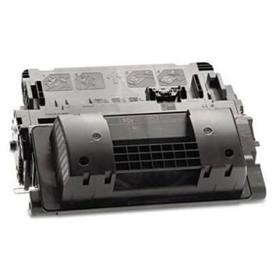 Picture of HP 90A Black Toner Cartridge (CE390A)
