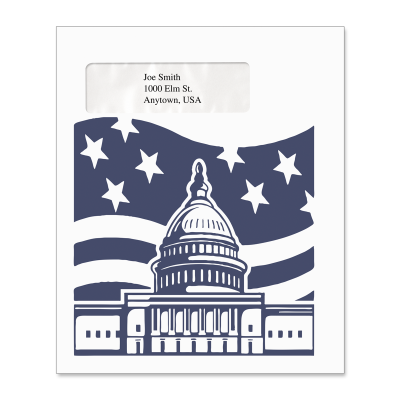 Picture of Multi-Purpose Tax Return Envelope (Capitol)