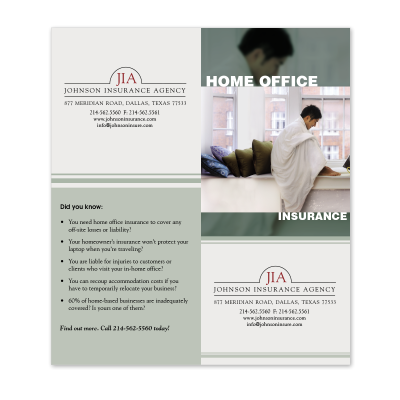 Picture of Home Office Cross-Sell Brochure