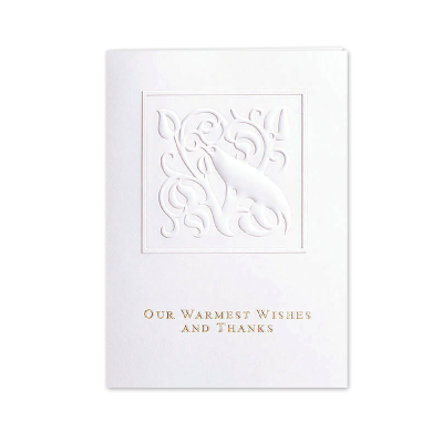 Picture of Ornamental Grate Greeting Card