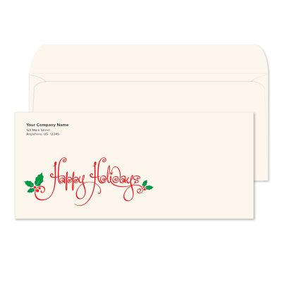 Picture of Holiday Greeting's Calendar Envelopes