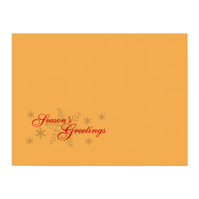 Picture of Season's Greetings Desk Planner Envelopes