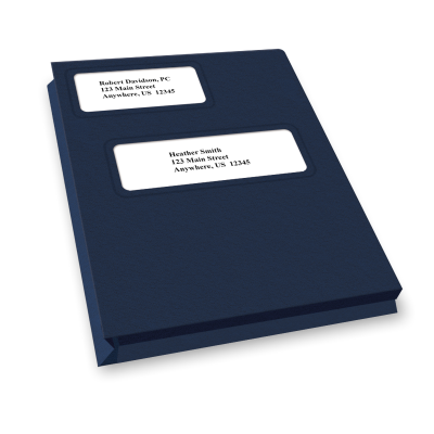 Picture of Expansion Offset Large Window Tax Software Folders