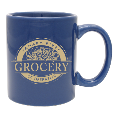 Picture of Hampton 11 oz. C-Handle Ceramic Mug