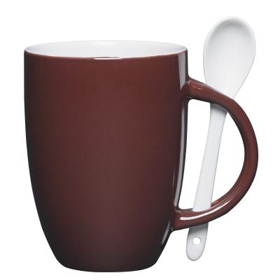 Picture of The Spooner 12 Oz. Ceramic Mug
