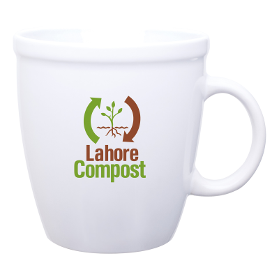 Picture of Coffee House 18 Oz. Glossy Ceramic Mug