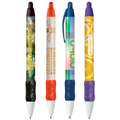 Picture of BIC® WideBody® Color Grip Pen Full Color