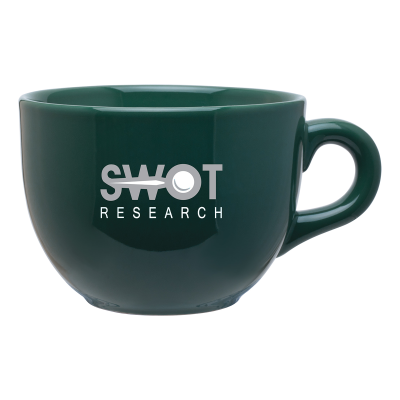 Picture of Jumbo 24 Oz. Glossy Ceramic Mug