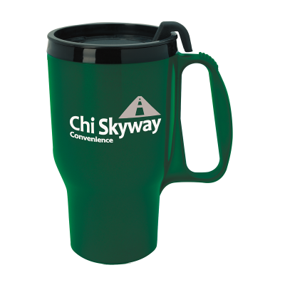 Picture of Budget 16 oz. Traveler Mug with Slider