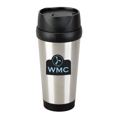 Picture of Modern Stainless Steel 16 oz. Tumbler