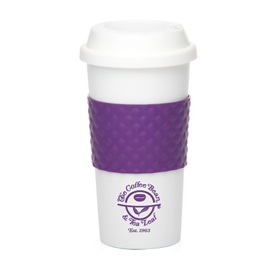 Picture of Double Wall 18 oz. Plastic Tumbler
