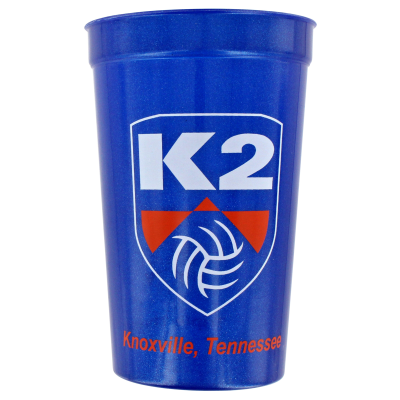 Picture of Smooth 22 oz. Stadium Cup