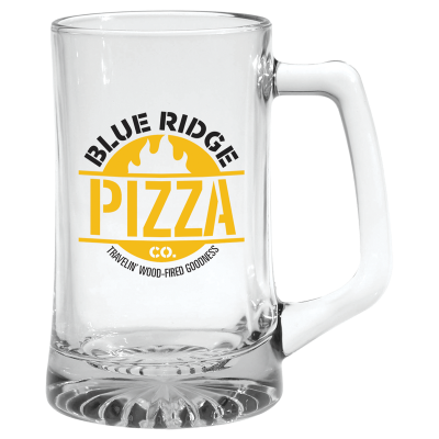 Picture of 25 oz. Pittsburgh Starburst Tankard Beer Mug