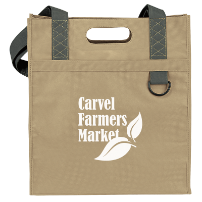 Picture of Dual Carry Tote Bag - 14.5 x 15 x 6.5