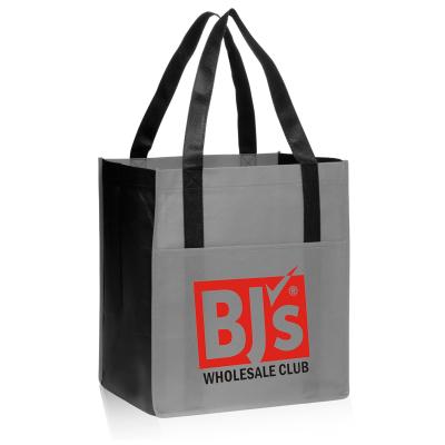 Picture of Non Woven Shopper Tote Bag - 13 x 14.5 x 9.5