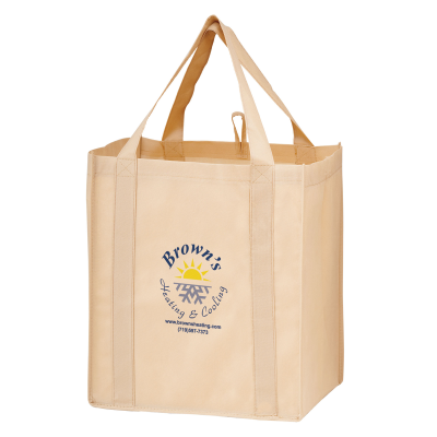 Picture of Y2K Recycled Grocery Bag - 13 x 15 x 10