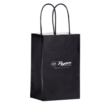 Picture of Gloss Paper Shopper Bag - 5 x 8 x 3.5