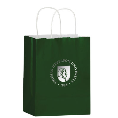 Picture of Gloss Paper Shopper Bag - 8 x 10.5 x 4.75