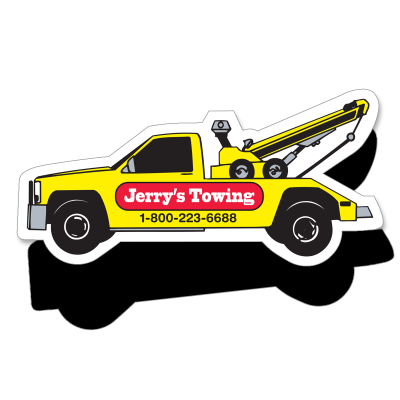 Picture of Tow Truck Magnet