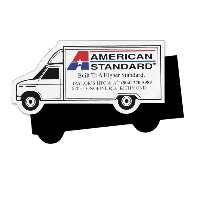 Picture of Van Shaped Magnet