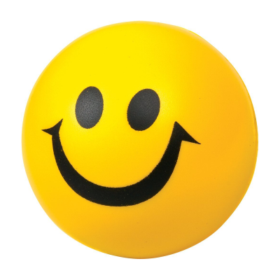 Picture of Smiley Face Stress Ball