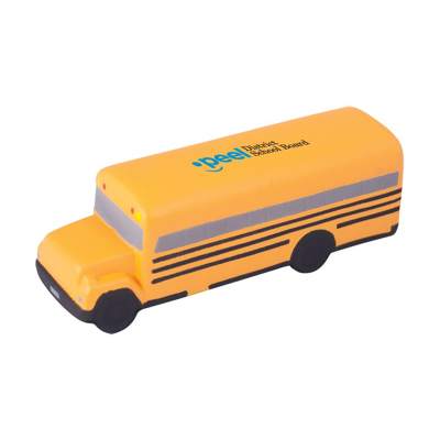 Picture of School Bus Stress Reliever