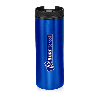 Picture of Slim Metallic 16 oz. Tumbler