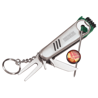Picture of Golf Tool Key Chain