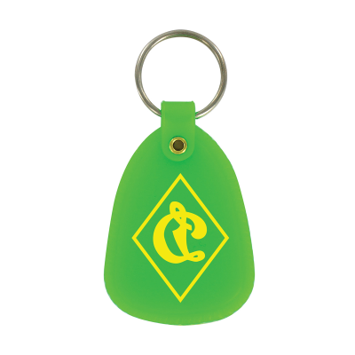 Picture of Plastic Tuff Key Tag