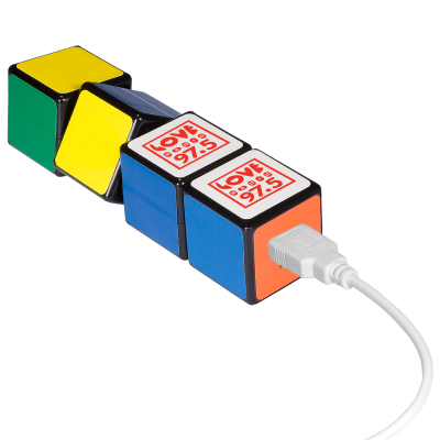 Picture of Rubik's® Mobile Charger