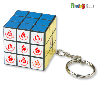 Picture of Micro Rubik's® Cube Key Holder