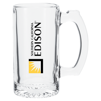 Picture of 12.5 oz. Glass Beer Mug