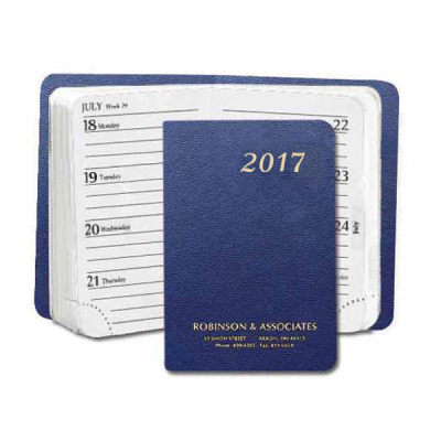 Picture of Mini Weekly Pocket Datebook