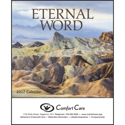 Picture of Eternal Word Mini Wall Calendar