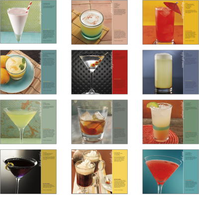 Picture of Cocktails Wall Calendar