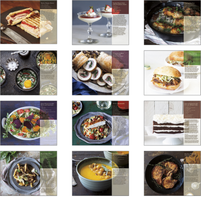 Picture of Delicious Dining Wall Calendar