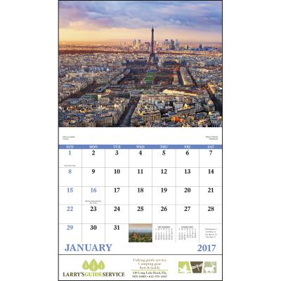 Picture of Glorious Getaways Wall Calendar