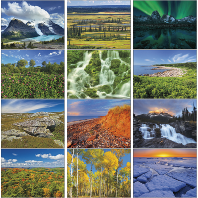 Picture of Canada Wall Calendar