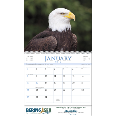 Picture of Eagles Wall Calendar