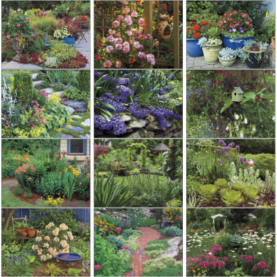 Picture of Gardens Wall Calendar