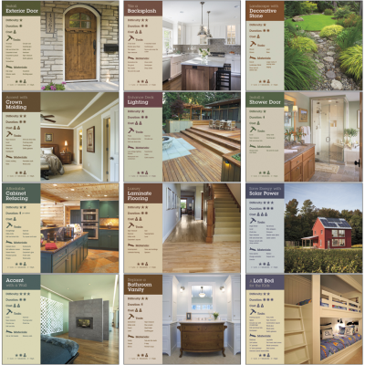 Picture of Home Improvement Tips Wall Calendar