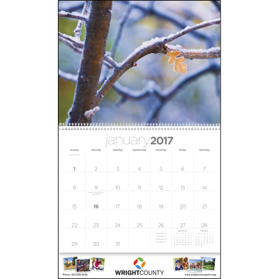 Picture of Simplicity Wall Calendar